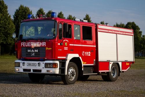 Tanklöschfahrzeug TLF 16/25 - Amendingen 21-1