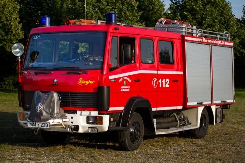 Löschgruppenfahrzeug LF 8/TS - Amendingen 42-1