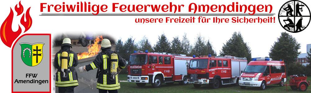 Freiwillige Feuerwehr Amendingen